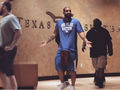 Texas Longhorns Women's Basketball Team Lost Their Minds When Drake Visited
