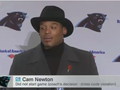 This Is Why Cam Newton Was Benched For The Opening Series Of Last Night's Game