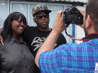 "Jarren Benton Feat. Hopsin ""Jarren Benton - Behind the Scenes of ""Life in the Jungle"""" Video"