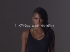 """Cassie """"I Know What You Want """" Video"""
