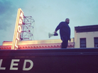 """DJ Khaled Promotes """"Suffering From Success"""" In Harlem"""