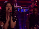 """Jhene Aiko Performs """"The Worst"""" Live On Jimmy Fallon"""