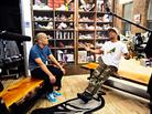 Common Looks Back On Some Of His Classic Records With Jeff Staple