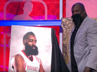 "James Harden Wins The 2016 ""Shaqtin"" MVP"