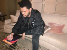 """The Weeknd's """"Starboy"""" Expected To Go No. 1 With Huge Sales & Streaming"""