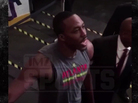 Dwight Howard Challenges Heckling Lakers Fan For Calling Him A Bitch