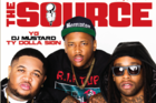 "YG Says His Mom's A Crip, Covers ""The Source"" With Ty Dolla $ign & DJ Mustard"