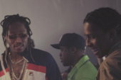 """Future's Yams-Dedicated """"Thought It Was A Drought"""" Video Is Directed By A$AP Ferg"""
