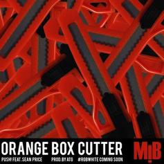 Orange Box Cutter