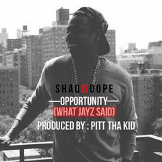 Opportunity (What Jay Z Said)