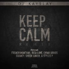 Keep Calm (Remix)