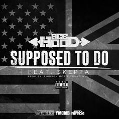 Supposed To Do (CDQ)