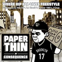 Paper Thin (Freestyle)