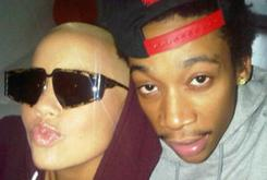 Amber Rose & Wiz Khalifa Hooking Up?