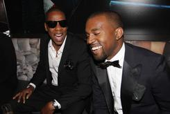 "Jay-Z & Kanye West Announce North America Fall Tour As ""The Throne"""