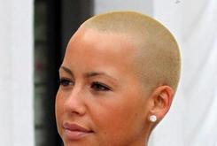 "Amber Rose Responds To Kanye's ""Shout Out"" In Philly"