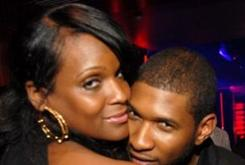 Usher's Ex-Wife: You Don't DESERVE Our Kids