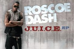 "Roscoe Dash Artwork for EP ""J.U.I.C.E."""