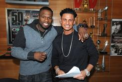 DJ Pauly D Signs To 50 Cent's G-Note Label
