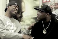 DJ Whoo Kid Recalls Big Pun Pulling An Uzi On Him
