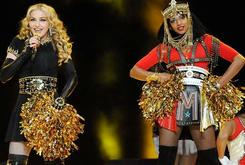 Madonna Reacts To M.I.A. Giving The Middle Finger During Super Bowl