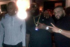 "Rick Ross Confirms Working With Dr. Dre On ""God Forgives, I Don't"" and ""Detox"""