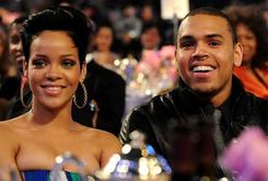 "Chris Brown To Be Featured On Rihanna's ""Birthday Cake,"" Attends Her Birthday Party"