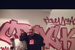 Fat Joe Adds Some Graffiti To Lil Wayne's House