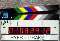 "BTS Photos: Video Shoot For Drake's ""HYFR"""