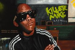"Killer Mike Reveals ""R.A.P. Music"" Tracklist & Artwork"