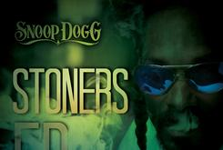 "Snoop Dogg Reveals Artwork For ""Stoners"" EP"