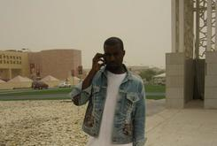 BTS Photos: Kanye West Shooting A Video In Qatar