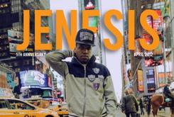Curren$y Covers Jenesis Magazine