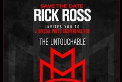 Rick Ross & MMG Announce Album Release Dates & New MMG Member [Live Stream Over]