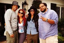 "BTS Photos: Video Shoot For Nas' ""Daughters"""