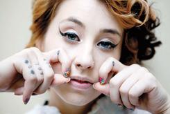 "Kreayshawn Reveals Release Date For Album ""Something 'Bout Kreay"""