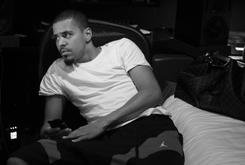 BTS Photos: J. Cole & Kendrick Lamar In The Studio Together