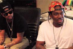 "Pusha T & The-Dream Talk On Collaboration ""Exodus 23:1"""