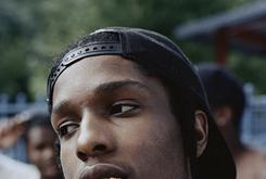 "A$AP Rocky's ""LongLiveA$AP"" Tour Dates Revealed"