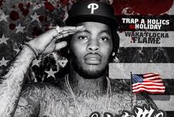 "Tracklist & Cover Art Revealed For Waka Flocka's ""Salute Me Or Shoot Me 4"""
