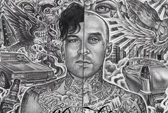 "Cover Art & Official Tracklist Revealed For Yelawolf & Travis Barker's ""Psycho White"" EP"