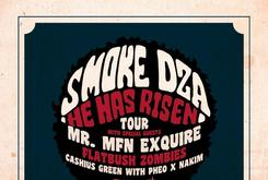 "Smoke DZA Announces ""He Has Risen"" Tour"