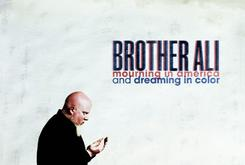 """Full Album Stream Of Brother Ali's """"Mourning In America And Dreaming In Color"""""""