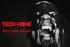 "Cover Art Revealed For Tech N9ne's ""Boiling Point"" EP"