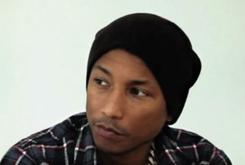 "Pharrell To Host New Interview Series ""Artist Tlk"""