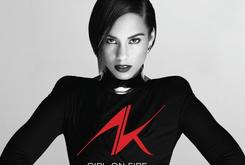 """Final Tracklist With Features Revealed For Alicia Keys' """"Girl On Fire"""""""
