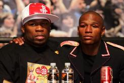 50 Cent Takes Shots At Floyd Mayweather On Twitter