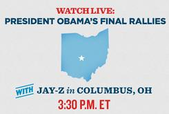 Live Stream: Jay-Z Performing @ Barack Obama's Campaign Rally In Ohio