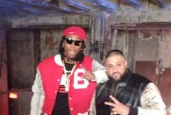 "BTS Photos: Video For DJ Khaled's ""Bitches And Bottles"" With T.I., Lil Wayne & More"
