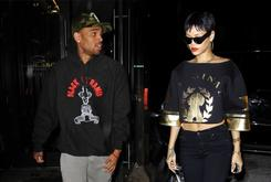 "Chris Brown Talks On Relationship With Rihanna, Says People Need To ""Shut The Hell Up"""